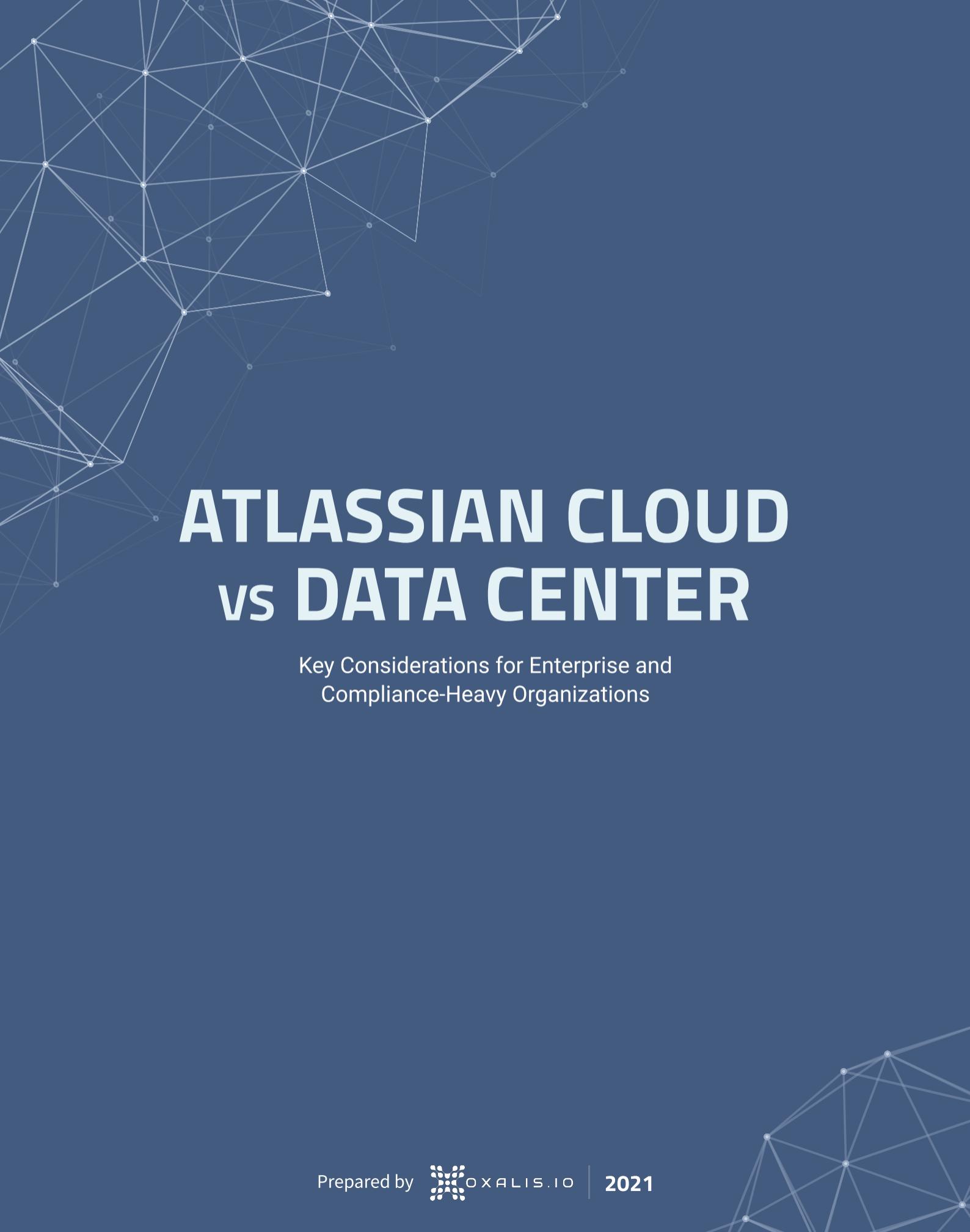 Compliant Cloud vs Data Center